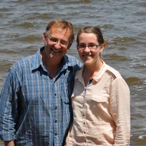 Martin und Angelina