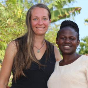 Steffi und Margaret