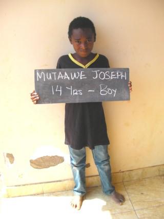 Mutaawe, Joseph
