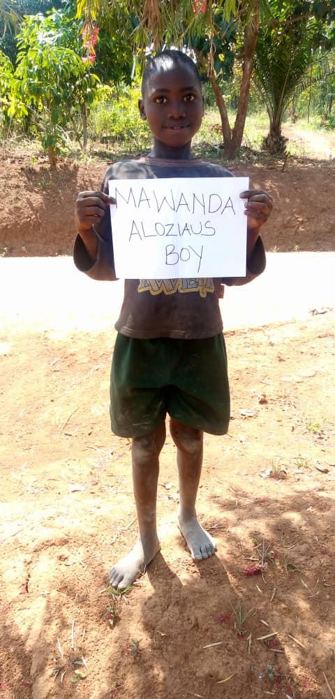 Mawanda, Aloysius OM53