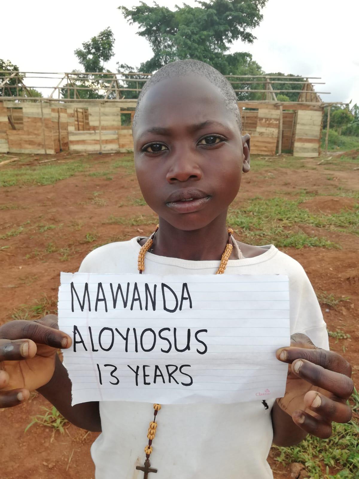 Mawanda,Aloyiosus