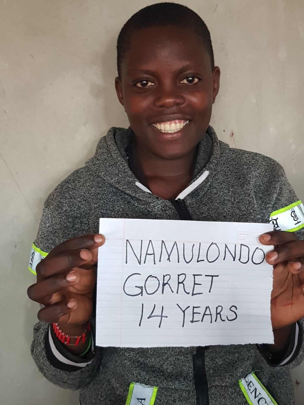Namulondo,Corret