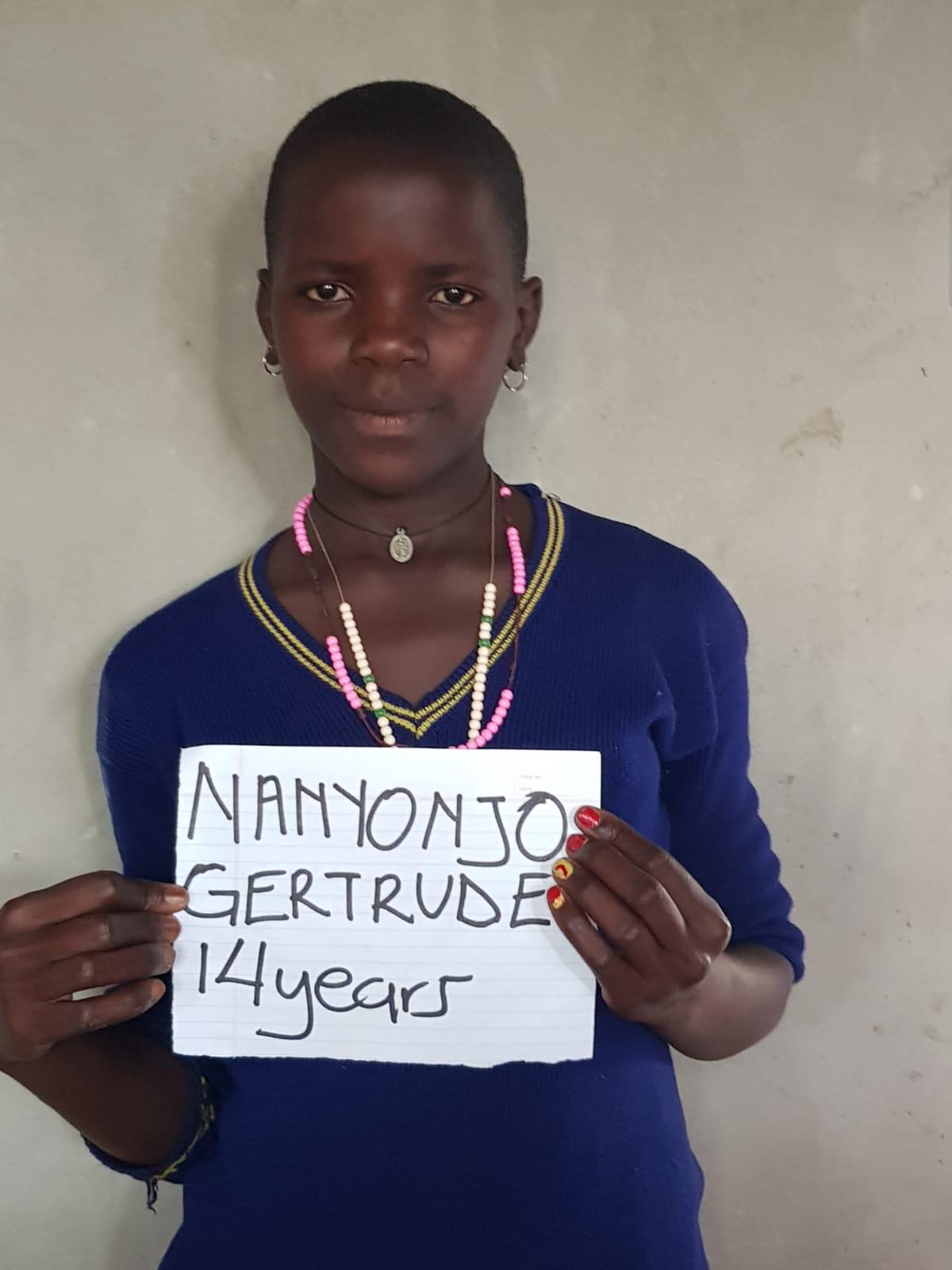 Nanyonjo, Gertrude