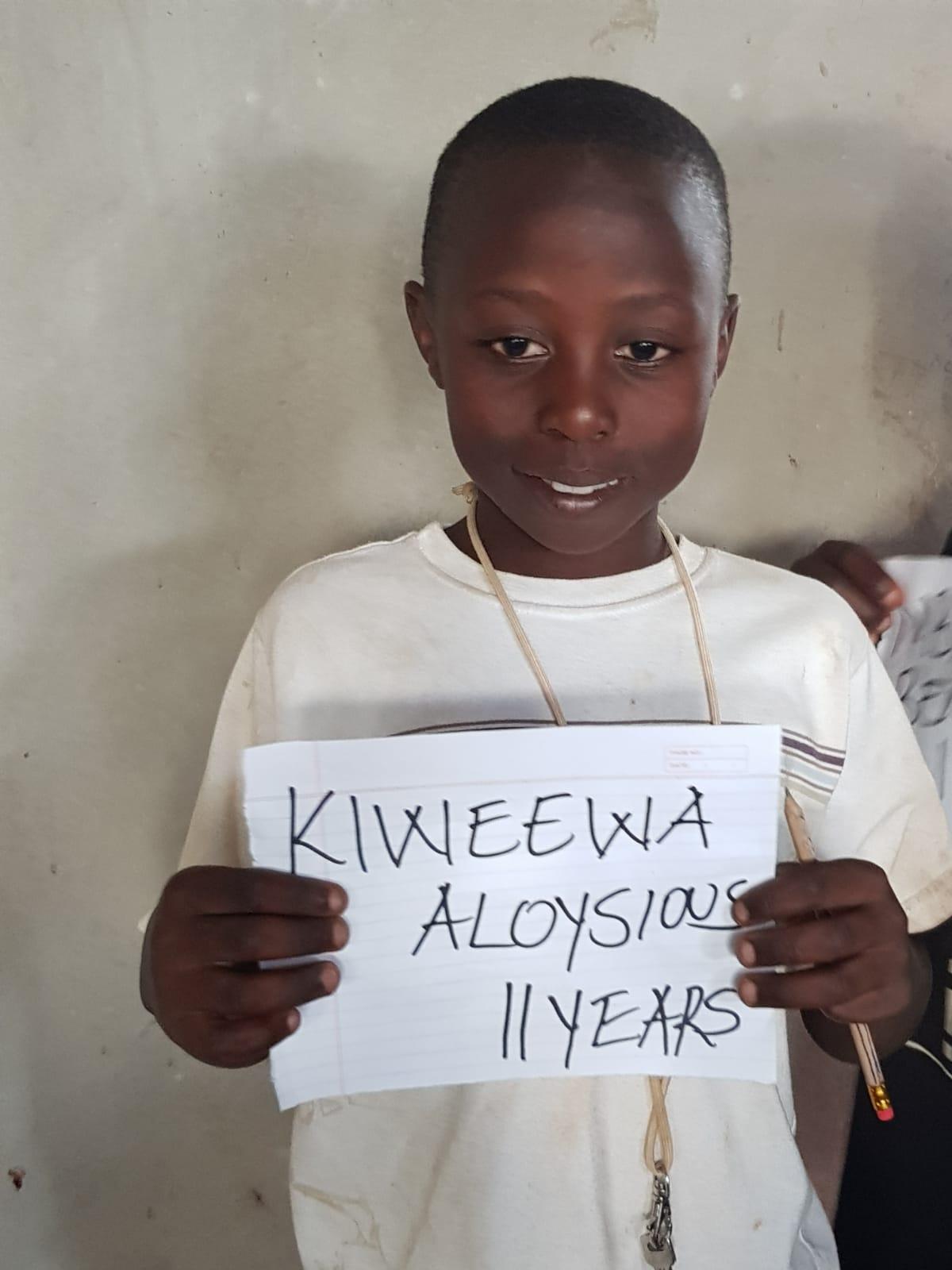 Kiweewa,Aloysious