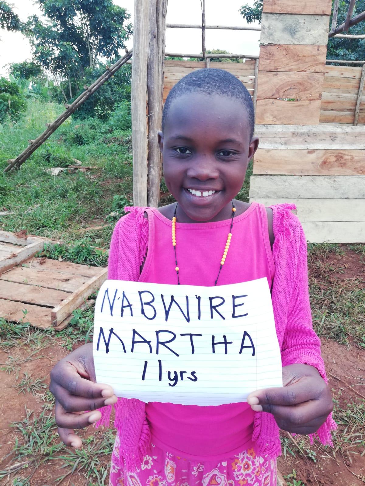 Nabwire, Martha